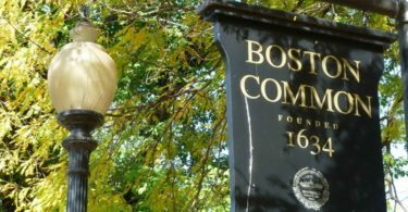 Le Boston Common