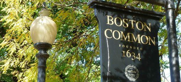 Le Boston Common