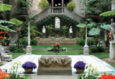 Isabella Stewart Gardner Museum - Une des plus belles collections d'art de la côte est