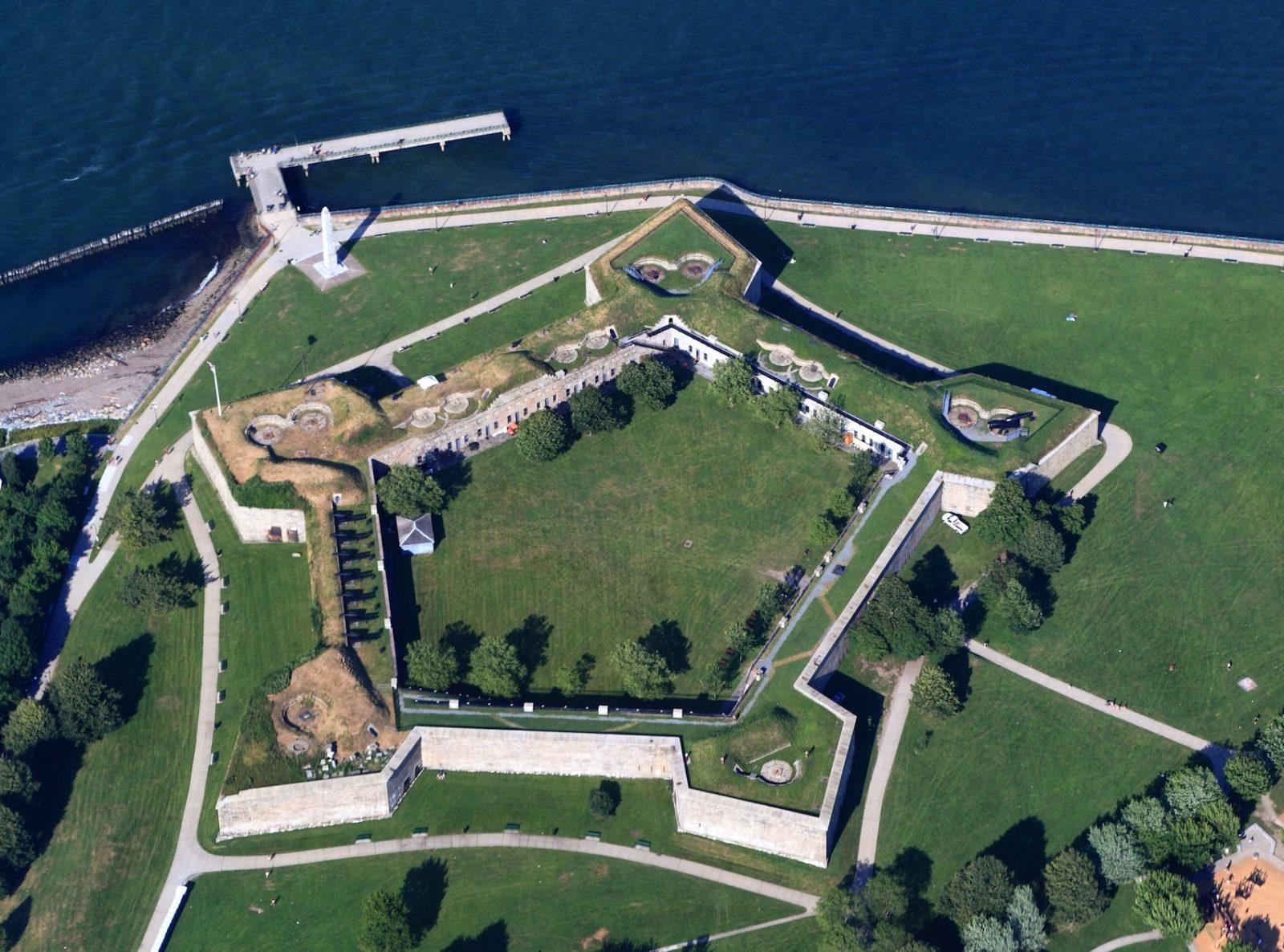 Une balade à Castle Island