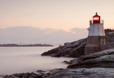 Visiter Newport sur l'ile d'Aquidneck dans le Rhode Island près de Boston