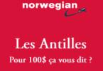 Entre l'Amérique et les îles, il y a Norwegian