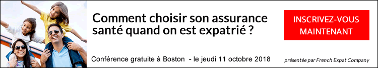 French Expat Company en tournée, conférence Boston