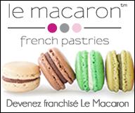 Devenez franchisé Le Macaron