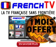 FrenchTV : Offre spéciale Halloween - 1 mois offert