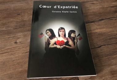 coeur-expatriee-livre-christine-klipfel-gavlick-amazon-une