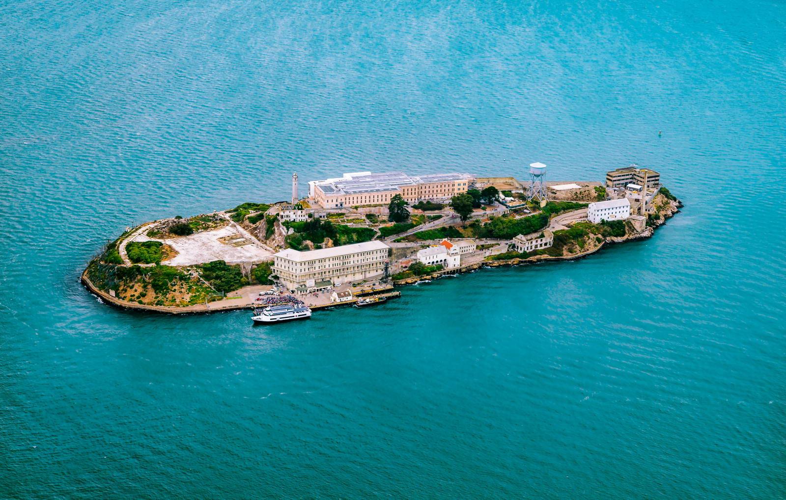 prison d alcatraz