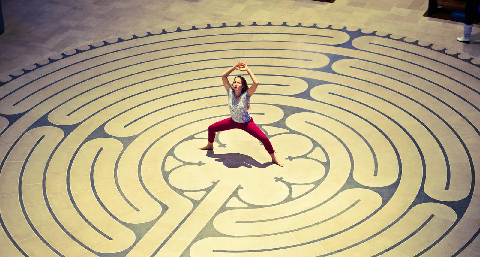 Leslabyrinthes de San Francisco
