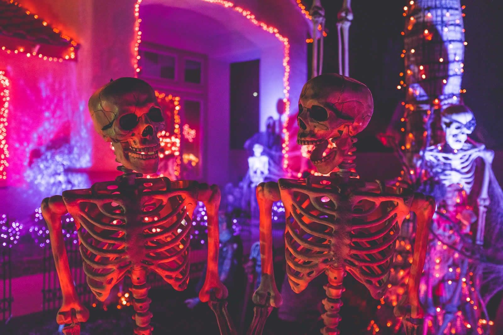 Halloween à San Francisco