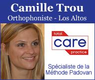 Camille Trou Orthophoniste