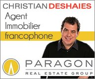 Christian Deshaies – Paragon Real Estate Group