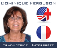 Dominique Ferguson – Linguiste