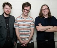 Ben Folds Five en concert le jeudi 31 janvier 2013 au Warfield Theatre de San Francisco
