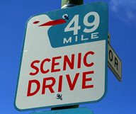 49-Mile Scenic Drive à San Francisco