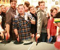 American Tripps, le ping-pong à la Berlinoise