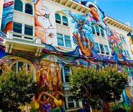 "Les ""District Murals"" à San Francisco"