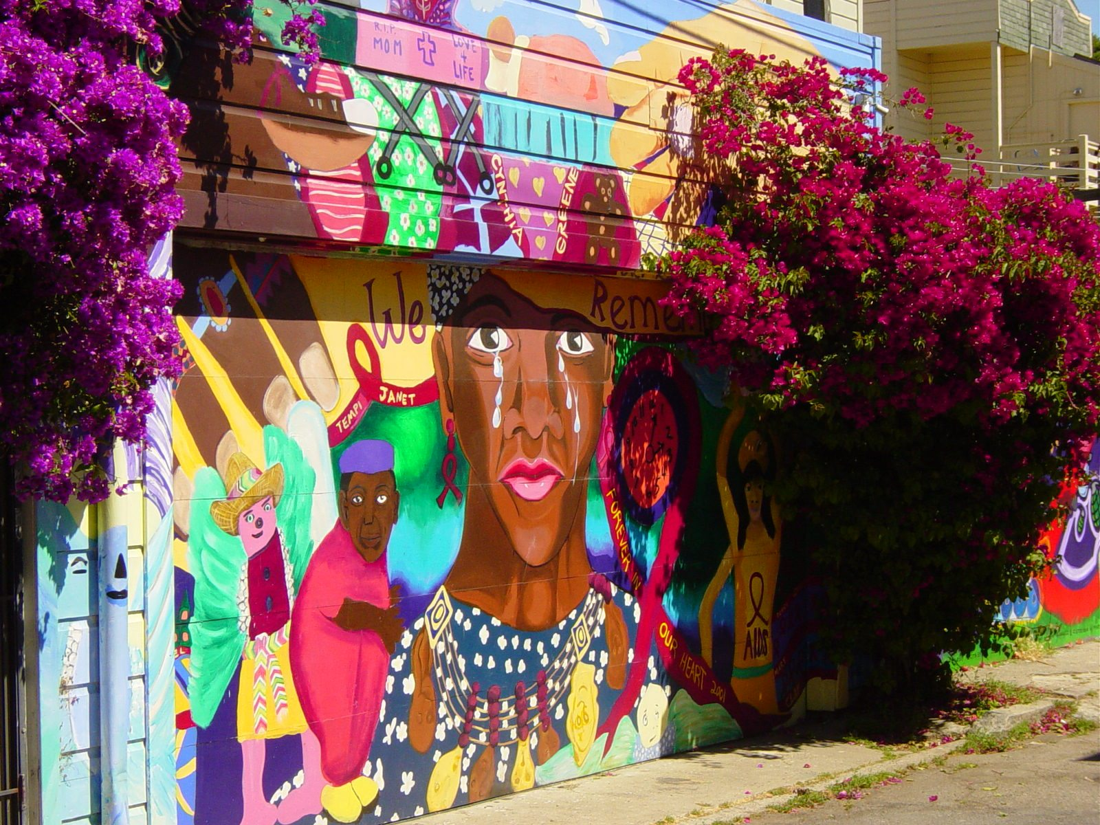 Les « District Murals » à San Francisco