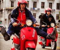 Partager un scooter à San Francisco