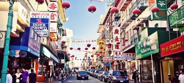 Chinatown à San Francisco