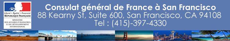 Consulat Général de France à San Francisco