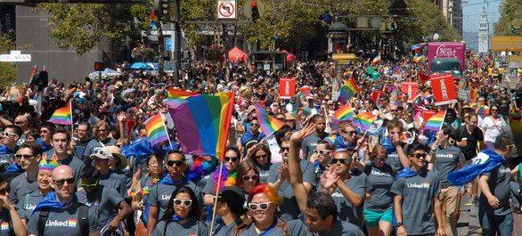 La San Francisco Pride, ou San Francisco pour tous