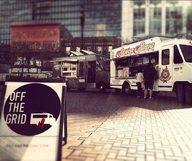 Les Foodtrucks de « Off the Grid »