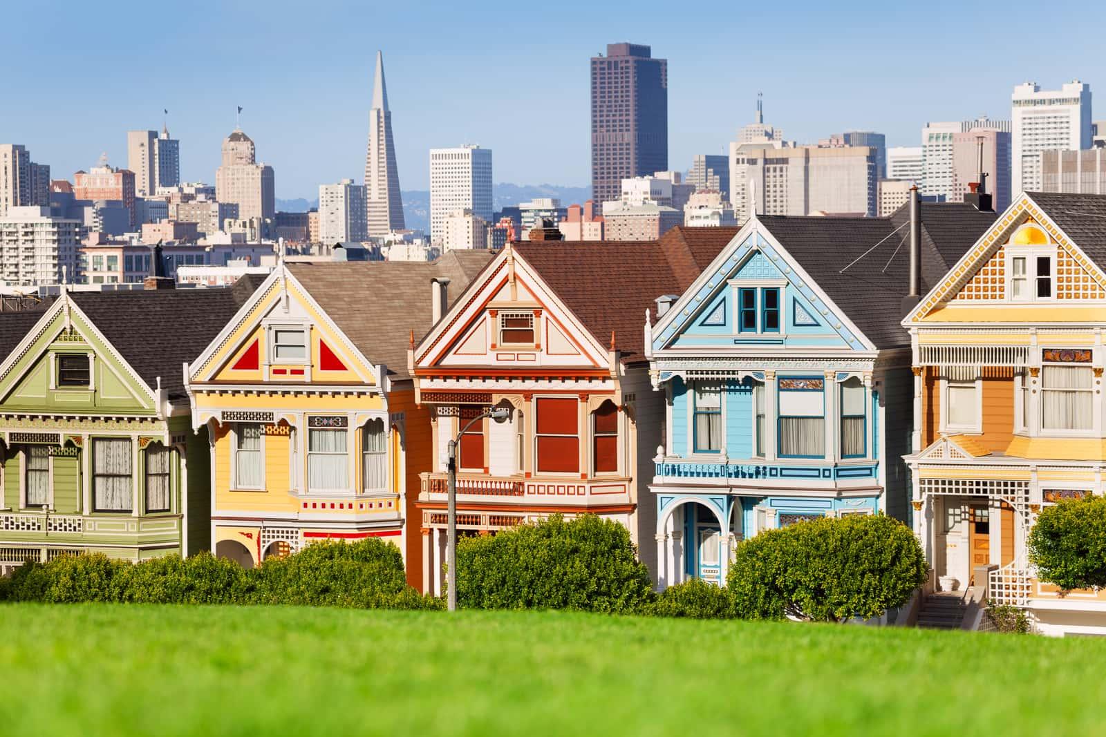 Les « Painted Ladies » de San Francisco