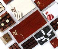 Des chocolats d'exception