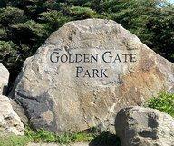 Une après-midi au Golden Gate Park