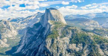 Un week-end au Yosemite National Park - Que faire