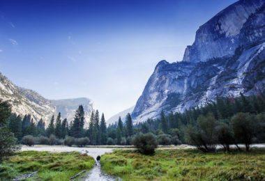 Un week-end au Yosemite National Park