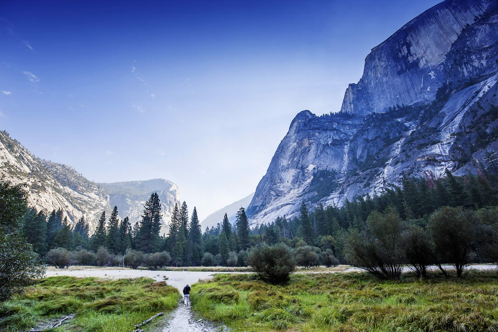 Un week-end au Yosemite National Park