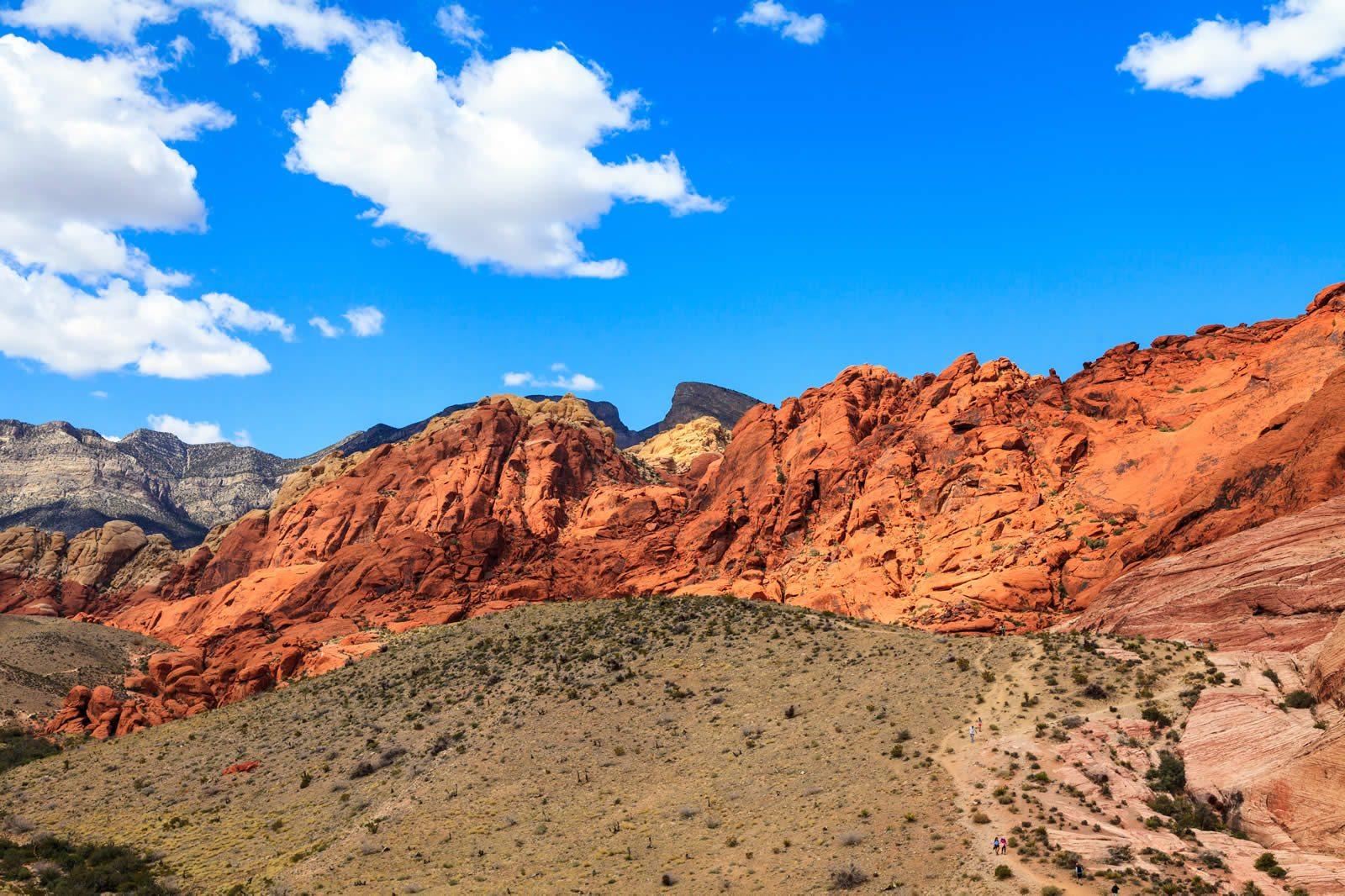 Une escapade dans le Nevada