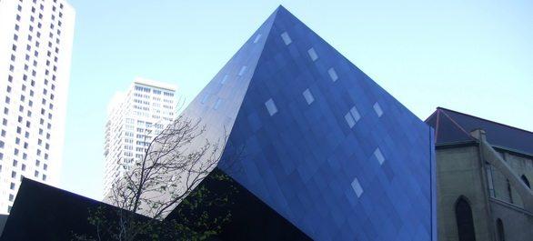 Le Contemporary Jewish Museum à San Francisco
