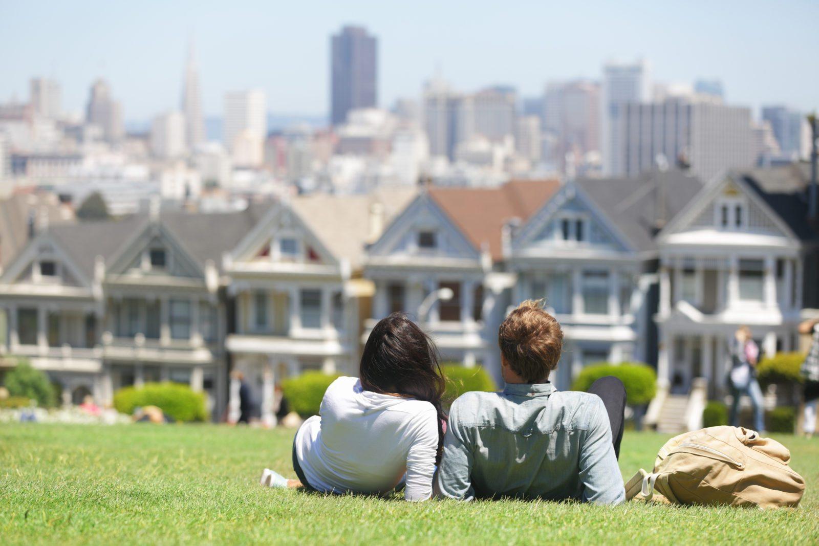 San Francisco pour les romantiques
