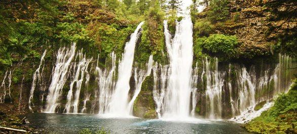 Visiter les Chutes de Burney - Des chutes d'eau à en tomber par terre