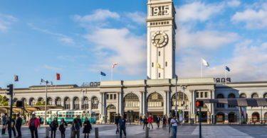 Le Ferry Building à San Francisco, où faire son marché