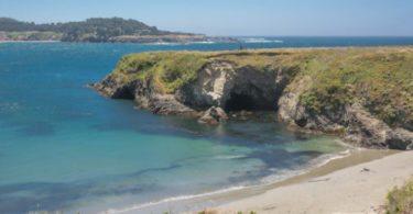 Idées pour un weekend le long de la côte de Mendocino - Plages et nature
