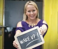 Wake Up !
