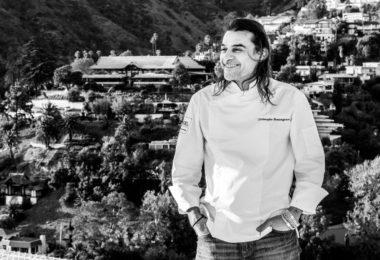 Rencontre avec l'un des meilleurs chefs au monde, Christophe Bonnegrace