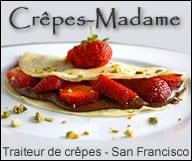 Crêpes-Madame