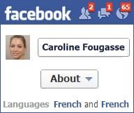 Combien y-a-t-il de personnes qui parlent français aux Etats-Unis d'après Facebook ?