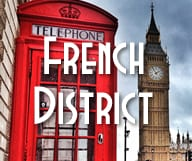 French District Londres !