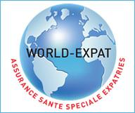 World-Expat Assurance santé spéciale expatriés