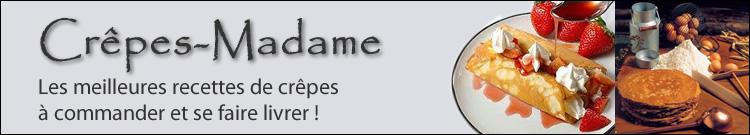 Crêpes Madame
