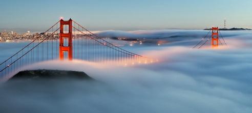 Le Golden Gate Bridge