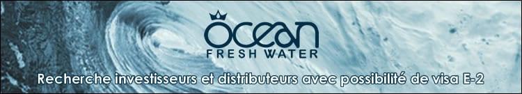 Ocean Fresh Water – Main – Visa E-2