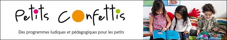 Petits Confettis - Ecole française en Californie