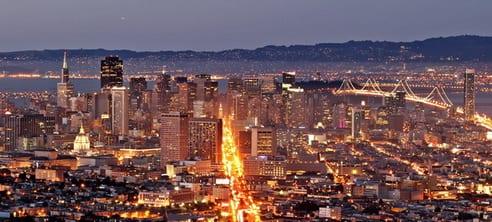 Les quartiers de San Francisco