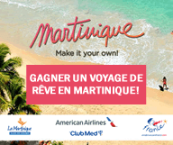 Partir en Martinique